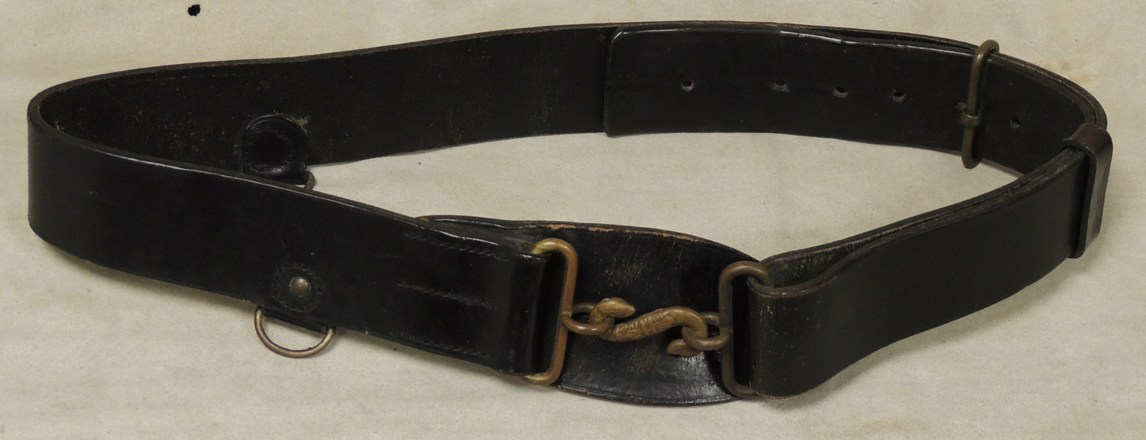 Sorenson & Sons Daly Pattern 1865 American Civil War Belt