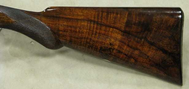 W & C Scott & Son London 10 GA Shotgun S/N 35031
