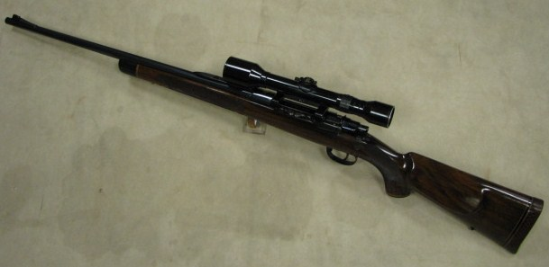 Custom Mauser Sporter .270 Caliber Rifle S/N 2