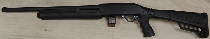 GForce Arms GF2P 12 GA Pump Shotgun NIB S/N 20-43943XX