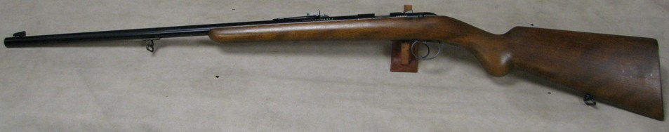 Husqvarna Model 255A Single Shot .22 LR Caliber Rifle S/N 83406