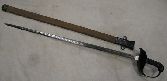 Patton M1913 Cavalry Saber