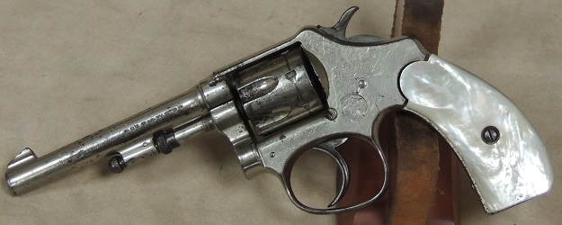 Smith & Wesson .22 HE Lady Smith 2nd Model Revolver S/N 9153XX