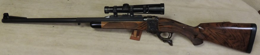 Sturtevant Arms .375 H&H Flanged Caliber Dangerous Game Rifle S/