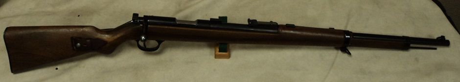 Mauser K-22 WWII Military Training Rifle .22 Caliber S/N 23815W