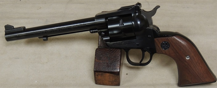 Ruger New Model Single Six .22 Caliber Revolver S/N 69-31483XX