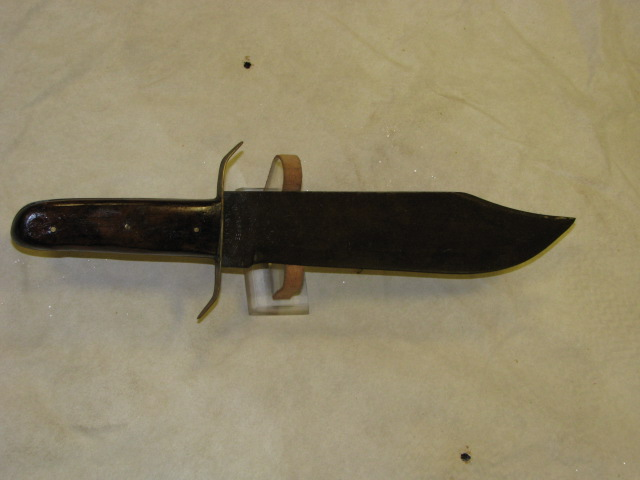 Vance & Feeney Civil War Bowie Knife