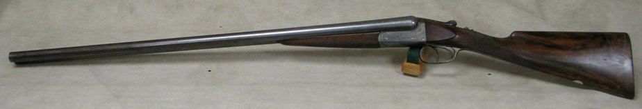 William Powell & Son 12 Bore Side By Side Shotgun S/N 10900